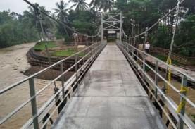 Jembatan Gantung Kian Rai Ikun Permudah Pergerakan…