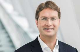 Daimler AG Buat Struktur Baru, Berlaku 1 November 2019