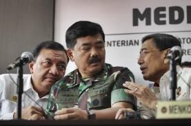 Jaga Ibu Kota, TNI Pusatkan Anggota di Empat Titik