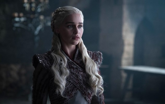 Emilia Clarke dalam Game of Thrones - Bloomberg/HBO