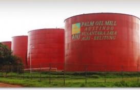 Hingga April, Produksi CPO Austindo Nusantara (ANJT) Naik 1,9 Persen