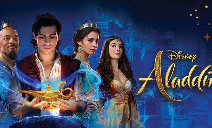 Film animasi Aladdin - Istimewa