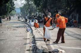 Usai Aksi 22 Mei, Pasukan Oranye Ambil Alih Jalan KS Tubun & Katamso