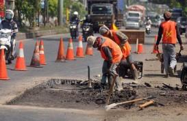 Perbaikan Jalan Nasional di Surabaya Dihentikan H-10