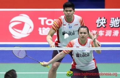 Peluang Indonesia Lawan Taiwan di Perempat Final Piala Sudirman 2019