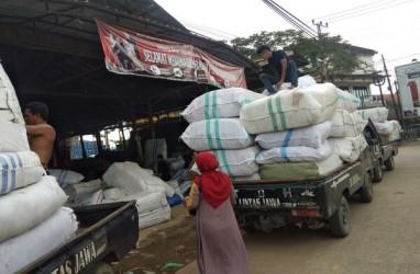 Bisnis di Banjarmasin Terimbas Kerusuhan Tanah Abang