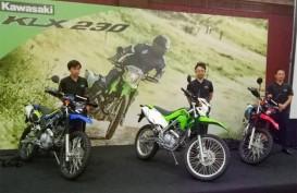 Kawasaki Luncurkan Motor Petualang KLX230 di PRJ