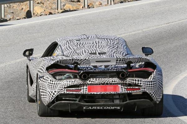 McLaren 720s.  - Carcoops