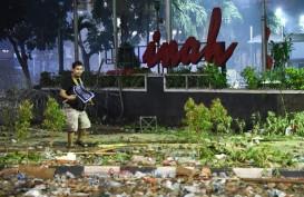 Aksi 22 Mei: McDonald's Sarinah masih Tutup, KFC sudah Beroperasi Sejak Siang