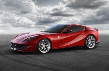 Mesin Ferrari V8 Sabet Penghargaan Engine & Powertrain 4 Kali Berturut-Turut