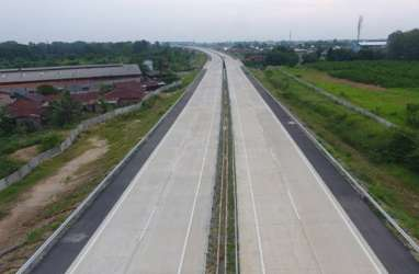 Tol Layang A.P. Pettarani di Makassar Beroperasi Tahun Depan