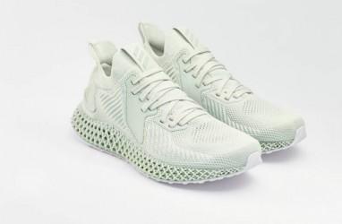 Sepatu Lari Adidas Kombinasi Teknologi Silicon Valley