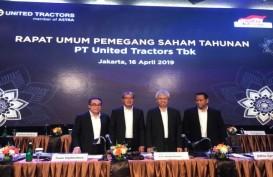 United Tractors (UNTR) Kerek Target Penjualan Emas 2019