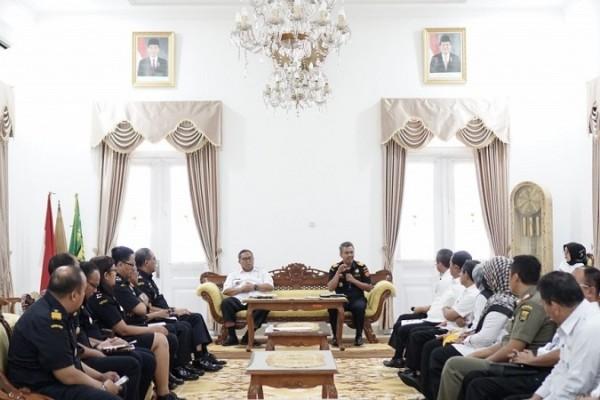 Bea Cukai Bogor Lirik Potensi Kabupaten Sukabumi yang Belum Tergali