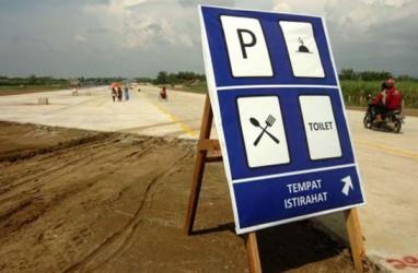 Rest Area Tol Trans Sumatra Km 215 Bisa Digunakan Pemudik