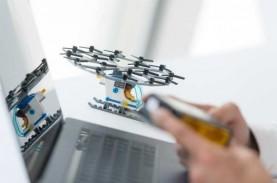 Teknologi Bosch Dorong Mobil Terbang