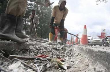 Perbaikan Jalan di Bengkulu Terkendala Proses Lelang