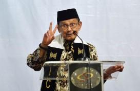 Berikan Selamat ke Jokowi, BJ Habibie : Presiden Terpilih Memimpin Seluruh Rakyat Indonesia