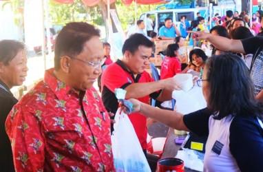 Jelang Lebaran, Disperindag Sulut Gelar Pasar Murah