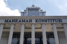 Akses Jalan ke Istana Merdeka dan Mahkamah Konstitusi…