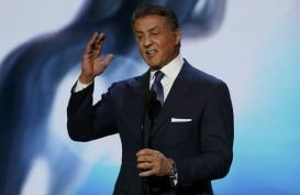 Cadel Sejak Lahir, Sylvester Stallone Tak Sangka Bisa Sukses di Dunia Perfilman