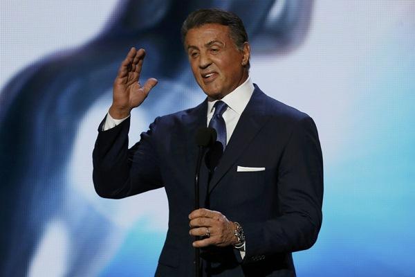 Sylvester Stallone - Reuters/Mario Anzuoni