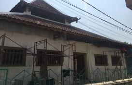 Restorasi Masjid Angke Libatkan Lingkar Warisan Kota Tua