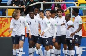 Hasil Piala Dunia U-20, Prancis Awali dengan Kemenangan