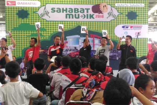Daihatsu Sahabat Mudik.  - Bisnis.com