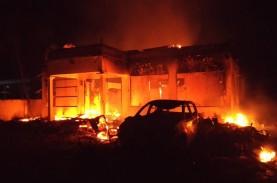 Pembakar Polsek Tambelangan Sampang Ditangkap, Sebagian…