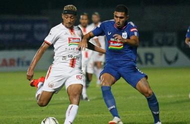 Hasil Liga 1: Dua Gol 3 Menit, PSIS Pecundangi Persija