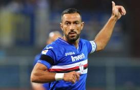 26 Gol, Fabio Quagliarella Top Skor Serie A Italia 2018 - 2019