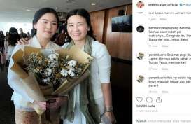 Tanpa Ahok, Foto Bahagianya Veronica Tan saat Nathania Lulus SMA