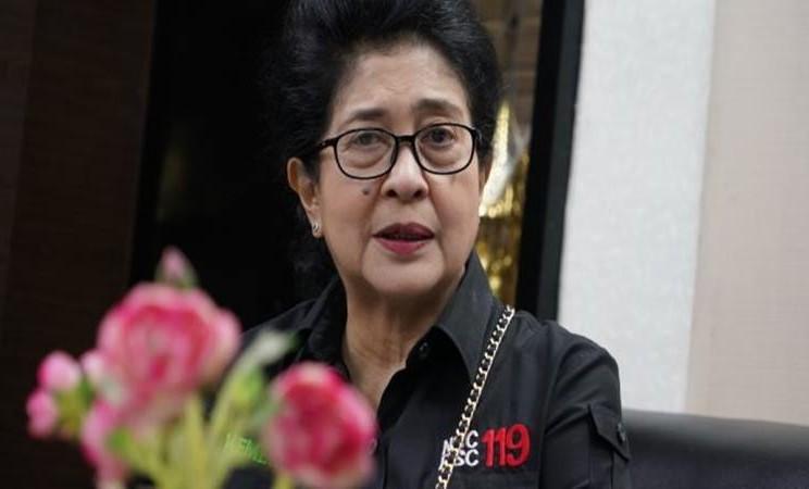 Menteri Kesehatan Nila F Moeloek - Dok. Kemenkes
