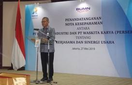 WSKT Gandeng Rekind Bangun Jalur Transmisi Pipa Gas Cirebon-Semarang