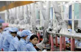 Laba Industri China Turun 3,7 Persen pada April