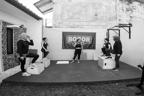 Pusat kebugaran di rumah (home gym) Bogor Fit Life (BFL) di Bogor - Istimewa