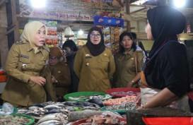 Harga Bahan Pokok di Palembang Terkendali