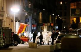 Kepolisian Prancis Tangkap Terduga Pelaku Pengemboman di Lyon