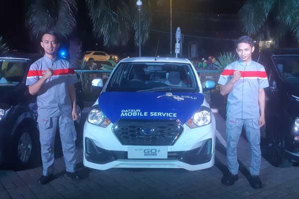 Lima Mobil Siaga akan menyediakan layanan 724 jam setiap hari di Pamanukan, Tegal, Buntu, Nagreg, dan Caruban. - BISNIS.COM/DONI