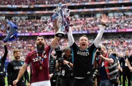 Aston Villa Kembali Promosi ke Liga Primer Inggris