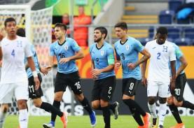 Hasil Piala Dunia U-20 : Uruguay, Selandia Baru, Ukraina…