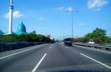 Ada 2 Tol Baru, Trafik Ruas Surabaya-Gempol Naik