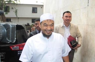 Kasus Makar Eggi Sudjana: Polisi Periksa Ustaz Sambo 17 Jam