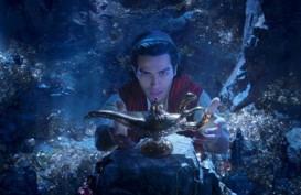 Dalam 4 Hari, Film Aladdin Kantongi US$105 Juta di Amerika Utara