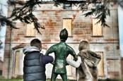 'Rumah Peter Pan' Dibuka sebagai Pusat Literatur Anak di Skotlandia