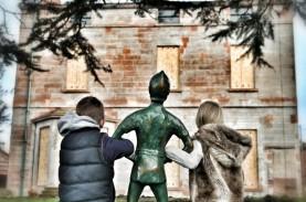 'Rumah Peter Pan' Dibuka sebagai Pusat Literatur Anak…