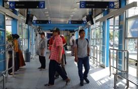 Halte Transjakarta Sepanjang Thamrin dan Medan Merdeka Barat Sudah Dibuka