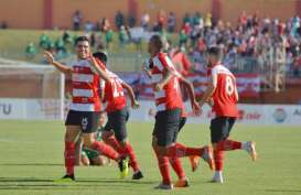 Liga I Indonesia : Madura United Tekuk Borneo FC 3-0