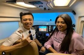 Izin Terbang Pilot Vincent Raditya Dicabut, Ini Penjelasan…